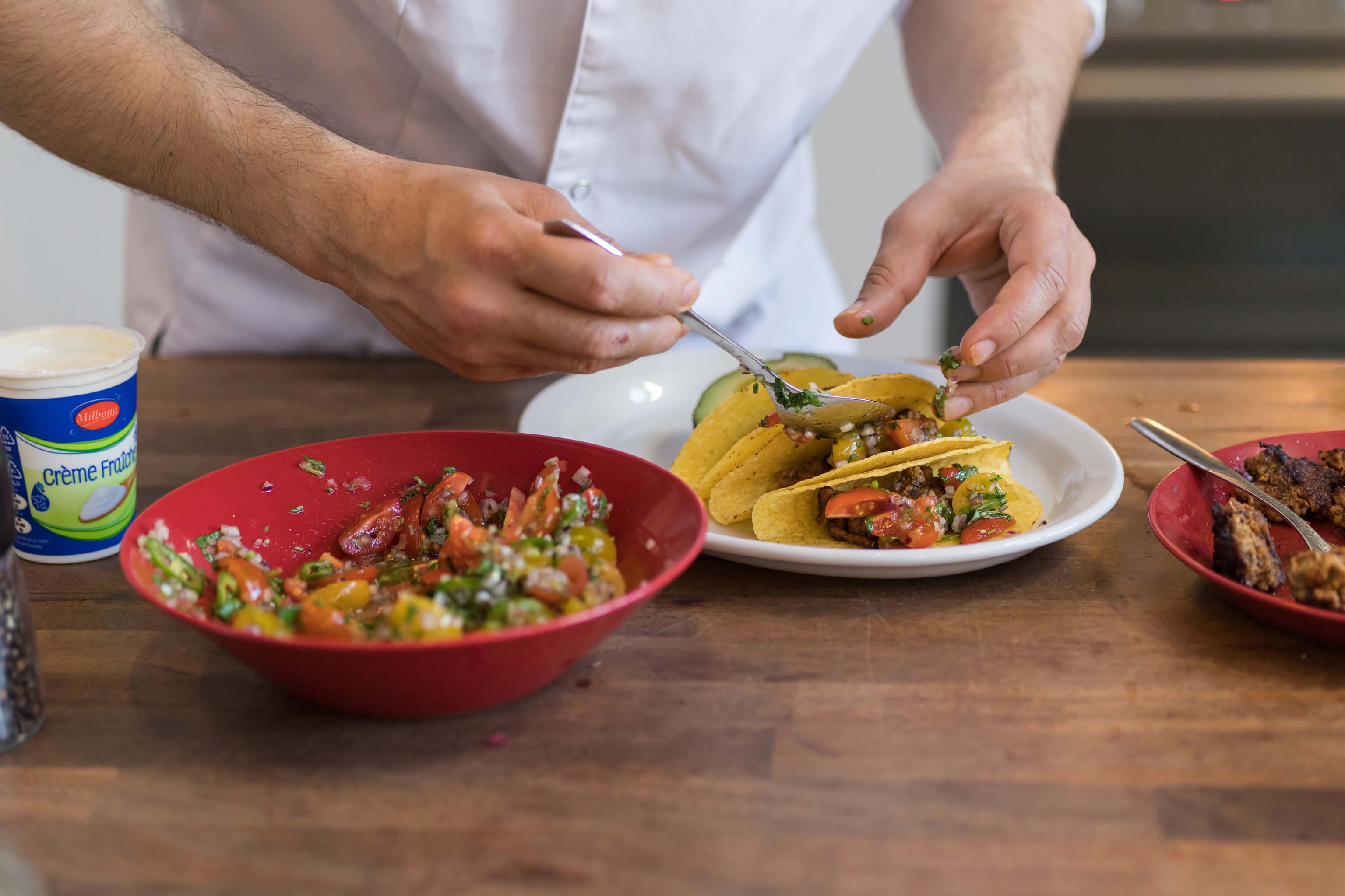 ruokakuvaus_salsa_taco